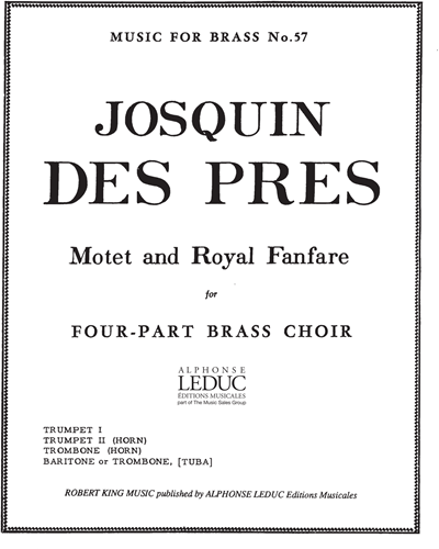 Motet and Royal Fanfare