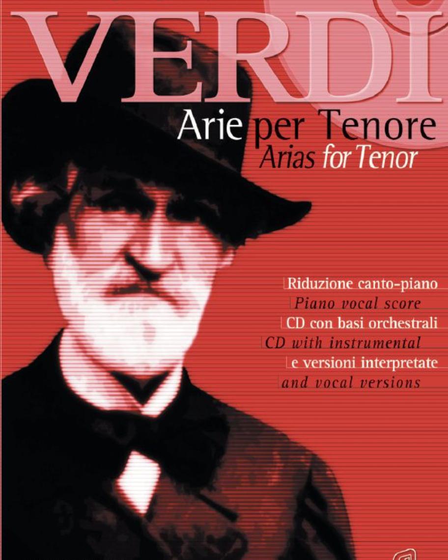 Arie per tenore Vol. 1