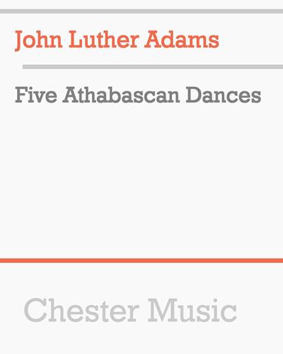 Five Athabascan Dances