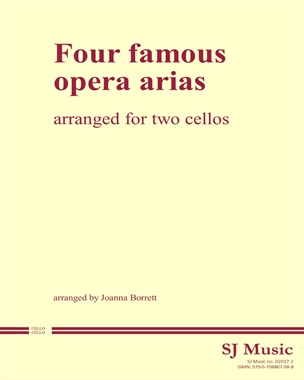 "Four Famous Opera Arias: ""Habanera"" (from ""Carmen"")"