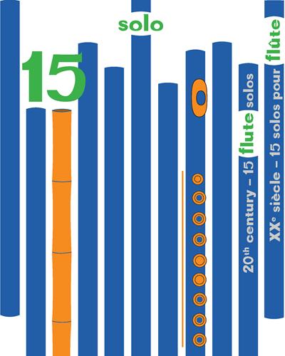 15 Solos pour flûte du XXᵉ siècle
