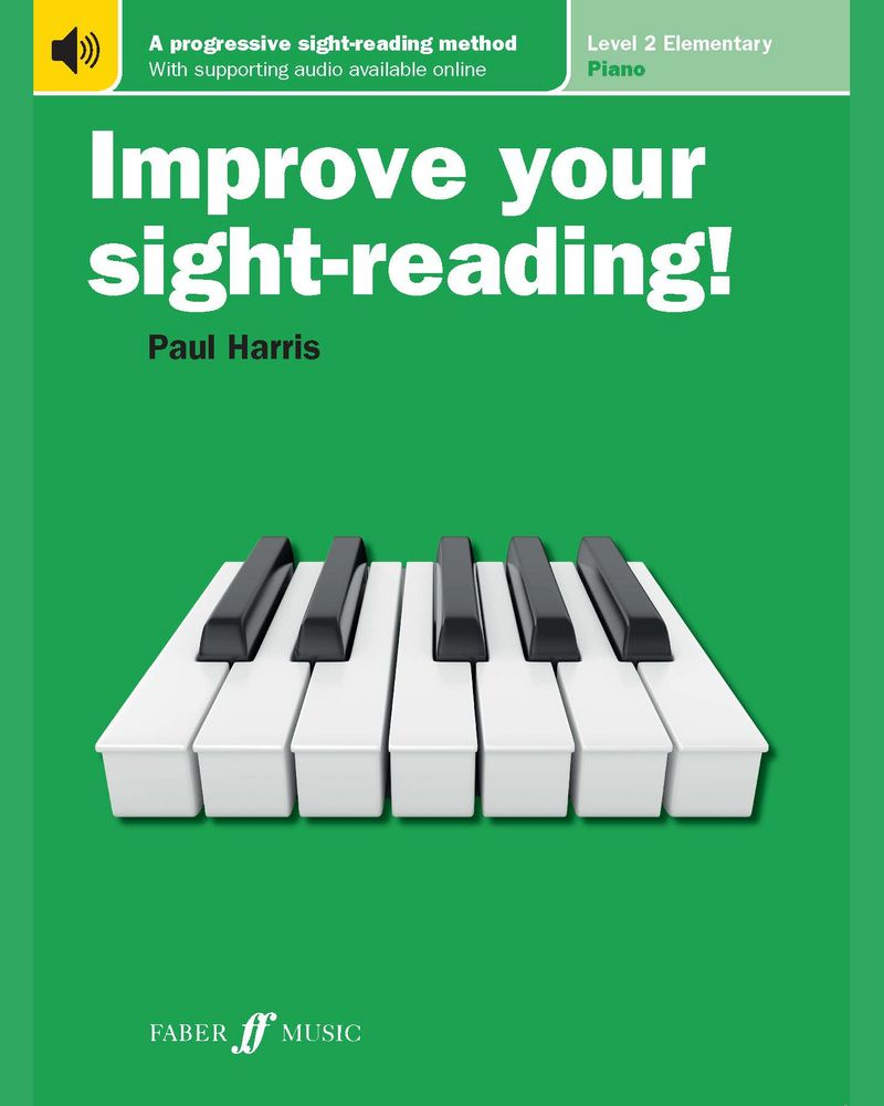 Improve your sight-reading! Piano Level 2