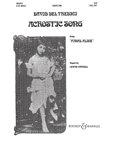 "Acrostic Song (from ""Final Alice"")"