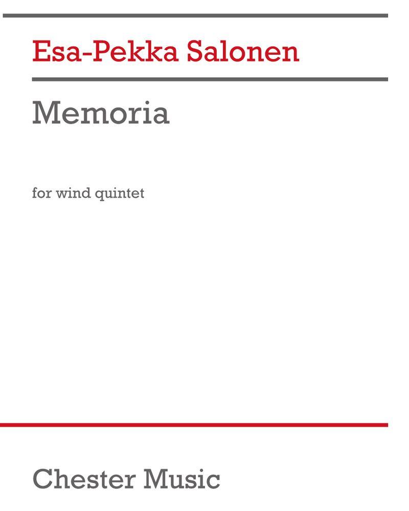 Memoria [Revised Edition]