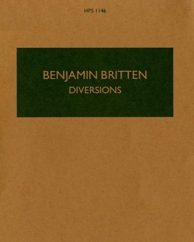 Diversions, op. 21