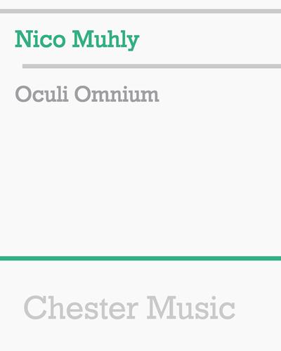 Oculi Omnium