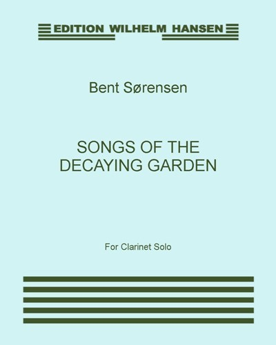 Songs of the Decaying Garden