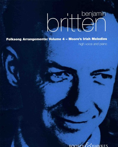Folk Song Arrangements, Vol. 4