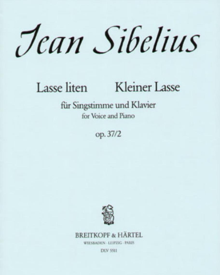 Lasse liten - Kleiner Lasse op. 37/2