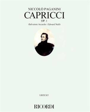 Capricci Op. 1