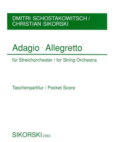 Adagio / Allegretto