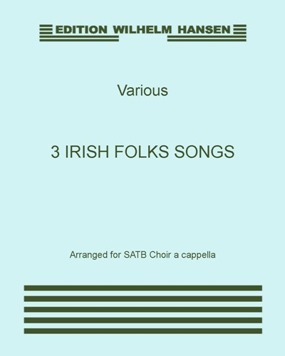 3 Irish Folk Songs
