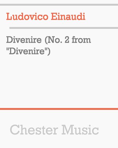 "Divenire (No. 2 from ""Divenire"")"