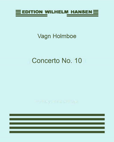 Concerto No. 10