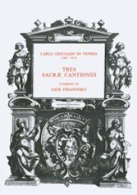 Tres Sacrae Cantiones