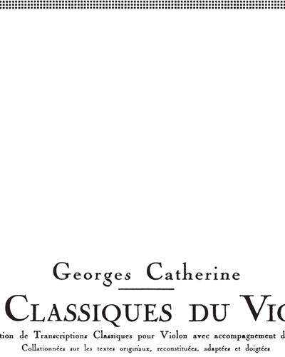 """Adagio No. 286 (de la Sonate """"Clair de Lune"""")"""