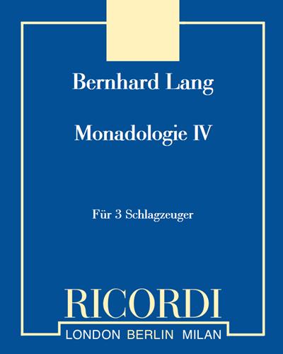 Monadologie IV