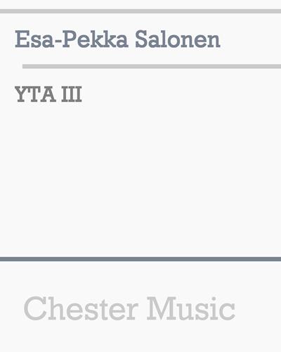 YTA III