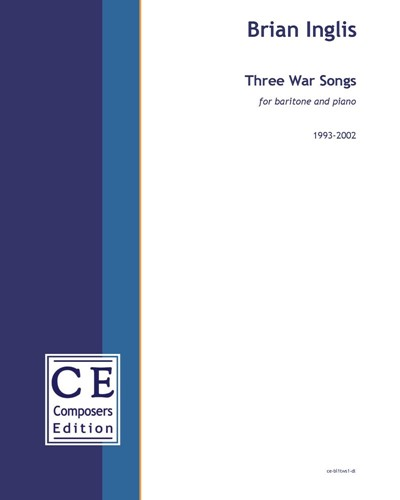 Three War Songs