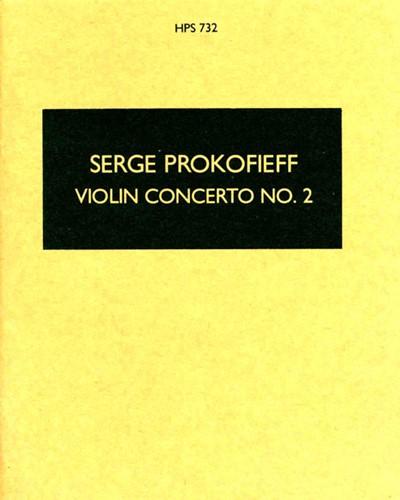 Violin Concerto No. 2 in G minor, op. 63