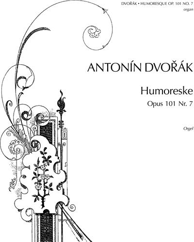 Humoresque, op. 101/7