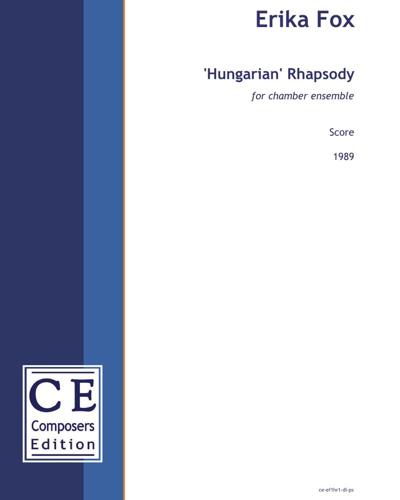 'Hungarian' Rhapsody