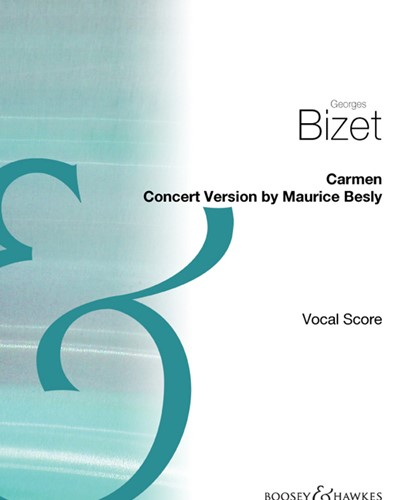 Carmen [Concert Version]