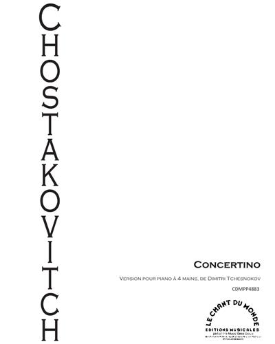 Concertino Op. 94