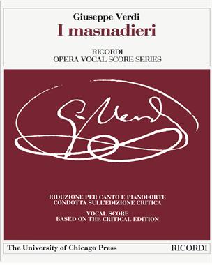I masnadieri [Critical Edition]