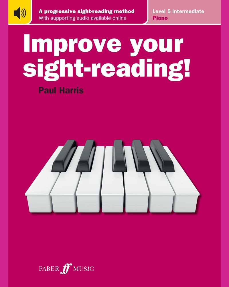 Improve your sight-reading! Piano Level 5