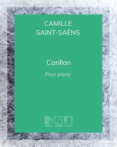 """Carillon (extrait de """"Album pour piano"""") Op. 72 n. 2"""