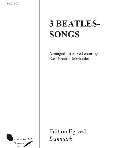 3 Beatles-Songs