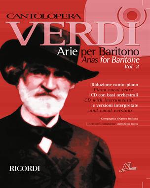 Arie per baritono Vol. 2