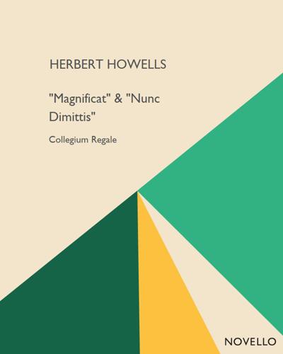 """""""Magnificat"""" & """"Nunc Dimittis"""""""