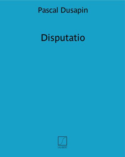 Disputatio