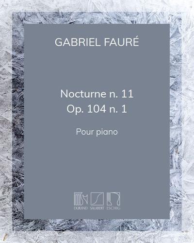 Nocturne n. 11 Op. 104 n. 1