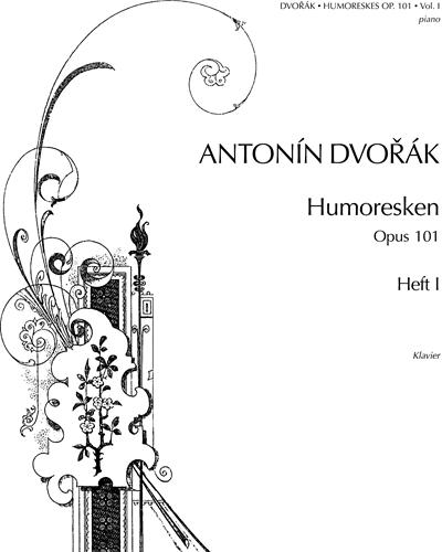 Humoresques, op. 101/1-4