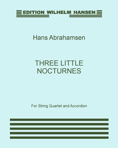 Three Little Nocturnes