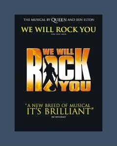 Under Pressure (from We Will Rock You)