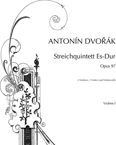 String Quintet in E-flat, op. 97
