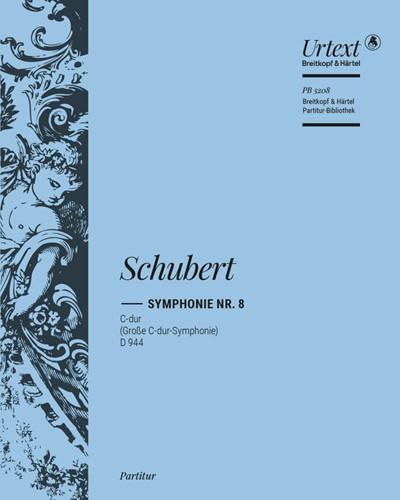 Symphonie Nr. 8 C-dur D 944