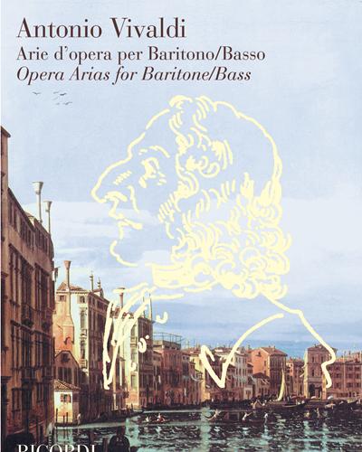 Arie d'opera per baritono/basso