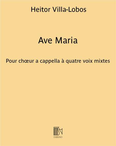 Ave Maria (1931)