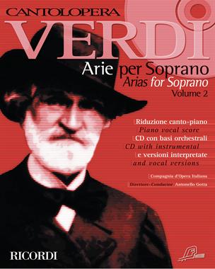 Arie per soprano Vol. 2
