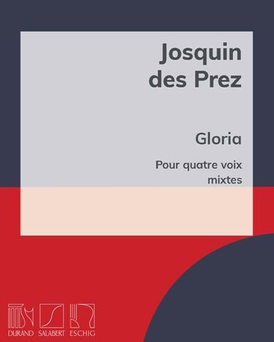 "Gloria (extrait de la Messe ""Hercules"")"