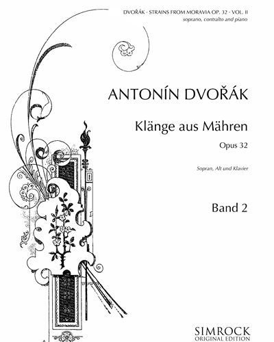 Strains from Moravia, op. 33