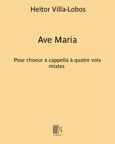 Ave Maria (1932)