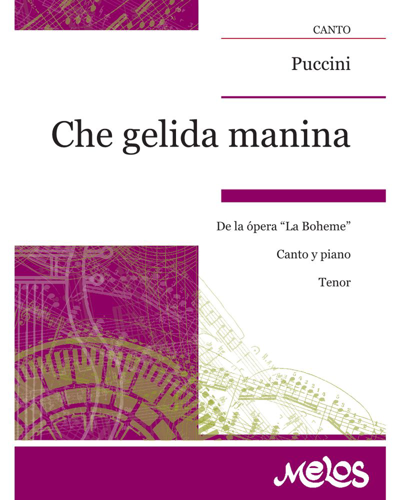 "Che gelida manina (from the opera ""La Boheme"")"