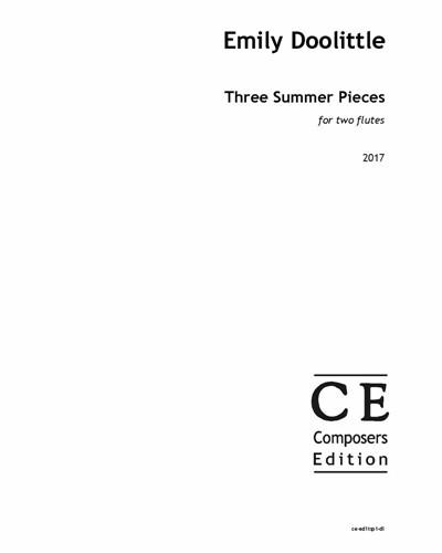 Three Summer Pieces