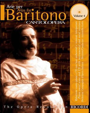 Arie per baritono